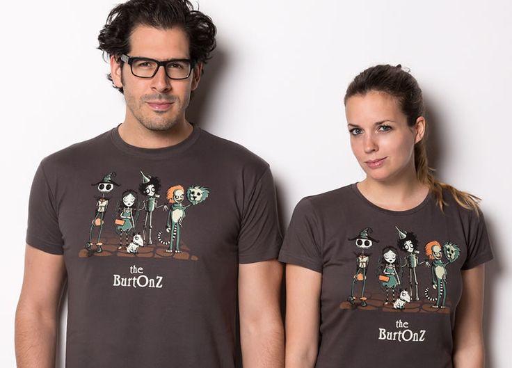 BurtOnZ de Donnie&Harantula - Camisetas Pampling.com