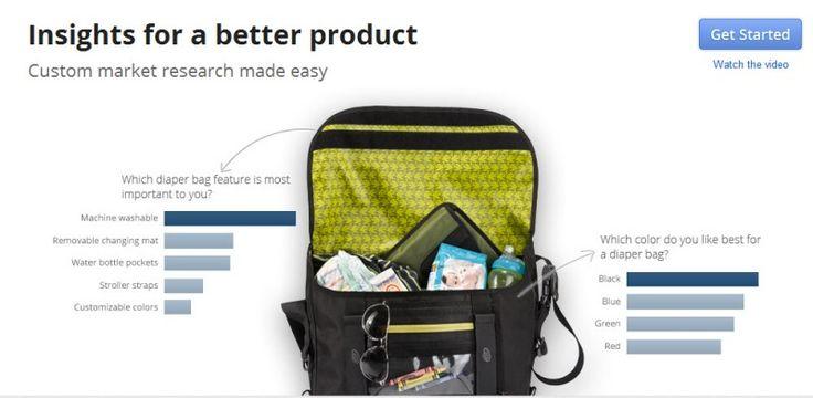 Google lanza Consumer Surveys, herramienta para realizar estudios de mercado