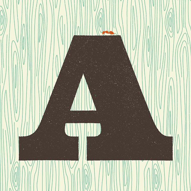 A is for Ant, via Flickr.