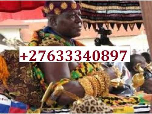 Are you looking for the best online help? If you have been searching on internet for the right traditional spell caster ,then you have come to the right place ! My name is Doctor Luda, I am determined to offer exactly what you're seeking for with Fast and everlasting results! traditional spell casting ,lost love spells ,Binding love spells ,protection and revenge spells ,money spell ,lottery spells and business spells, i cast the most authentic spells you've never encount...