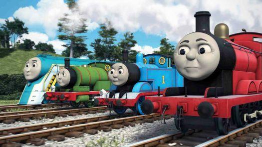 Thomas the tank engine (15 pieces)