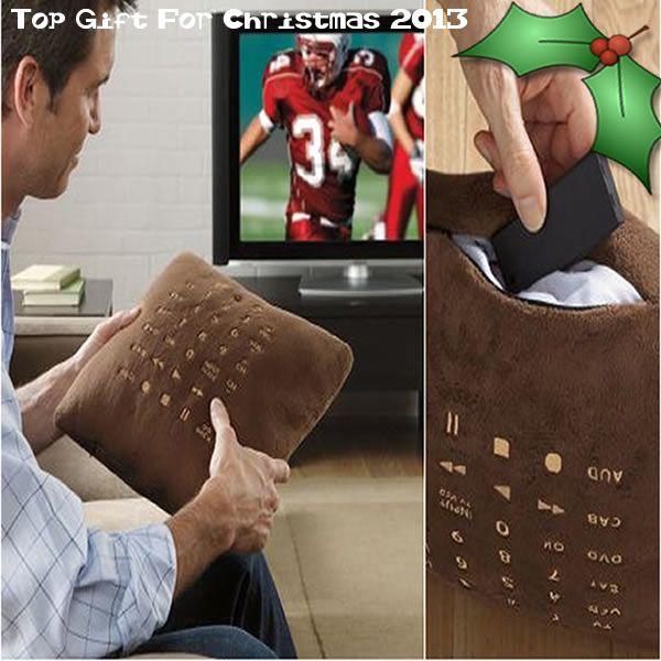 Pillow Remote Control - Cool Tv Gadget