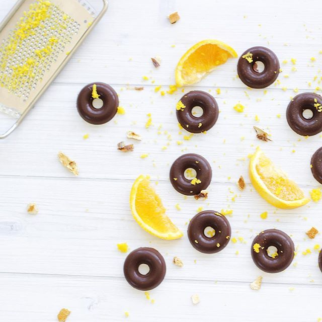 Raw Chocolate Orange Rounds - The Feed Feed