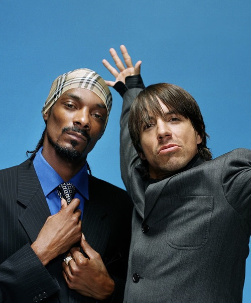 Anthony and Snoop