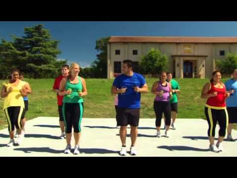 The Biggest Loser -  Power Walk  2 - YouTube