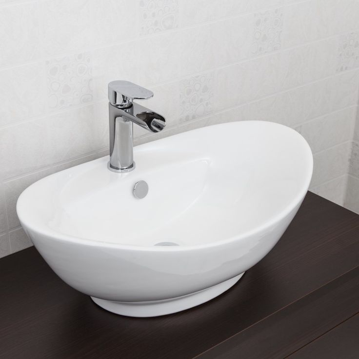 Affine Avignon Countertop Basin. High end quality, internet price. In stock: Delivery Next Day. Paypal welcome. Plumbworld- The UK's e-commerce bathroom shop