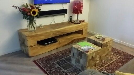 Tv-meubel - front