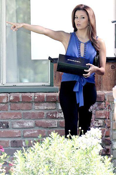Super Model Eva Longoria