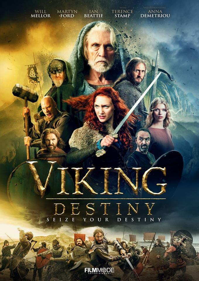 Viking Destiny New Movie Poster Https Teaser Trailer Com Movie Viking Destiny Vikingdestiny Vikingdestinymovie Tere Vikings Warrior Movie Full Movies