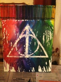 17 Best Images About Crayon Art On Pinterest Melted