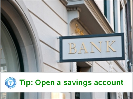 how to open a savings account for a child chase