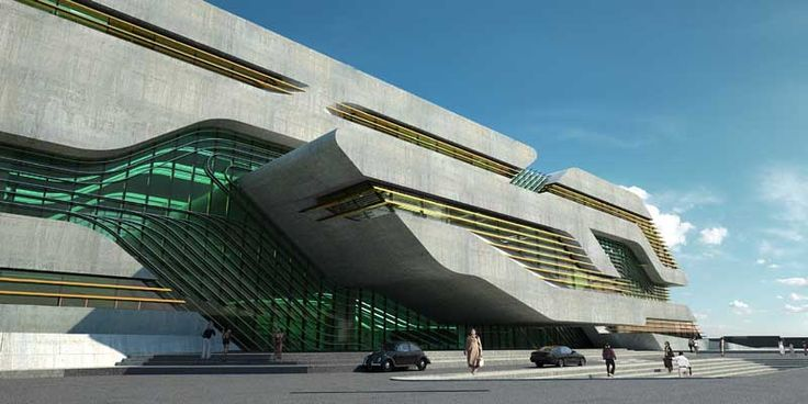 ..Future Architecture, Montpellier Architecture, Famous Architecture, Hadid Architects, Awesome Architecture, Pierre Vive, Architecture Design, Design Style, Pleasures There Did