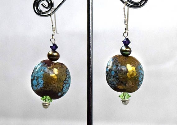 Hey, I found this really awesome Etsy listing at https://www.etsy.com/au/listing/531805059/lampwork-earrings-bohemian-jewelry-boho