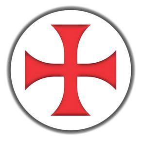 Free high resolution images of the Knights Templar cross.