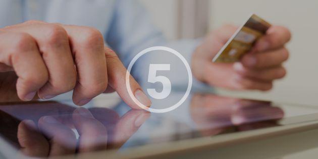 5 способов защитить деньги на карточке при расчётах в интернете