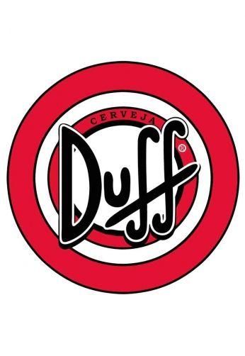Cerveja Duff - Logo