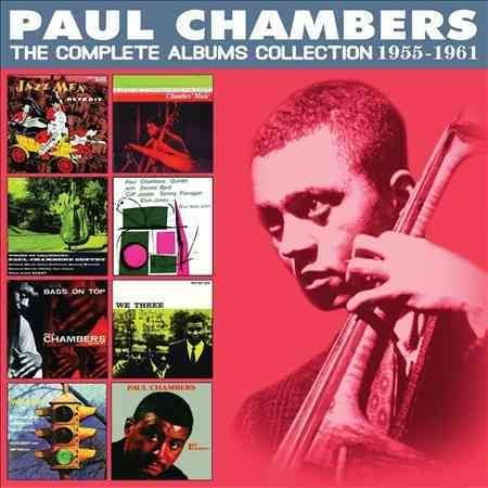 Paul Chambers - Complete Albums Collection: 1956-1960