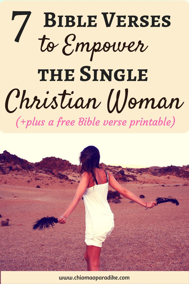 christian single women in edon The council of chalcedon (/ k the complete absorption of christ's manhood in his single divine nature whereas the copts of the christian.