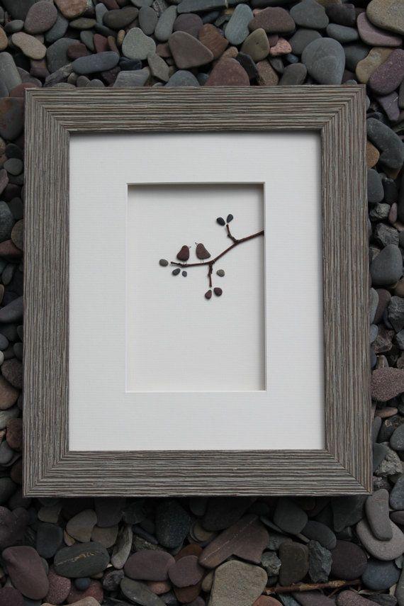 Guijarro de arte de Nueva Escocia por Sharon Nowlan