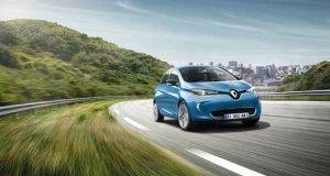 Nueva autonomía récord para Renault ZOE: 400 Km NEDC 100 % eléctrico