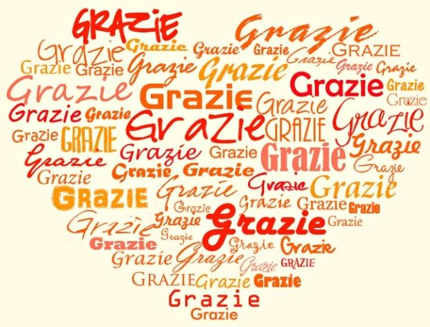 Grazie Mille! - Expressing Appreciation | Italy Magazine