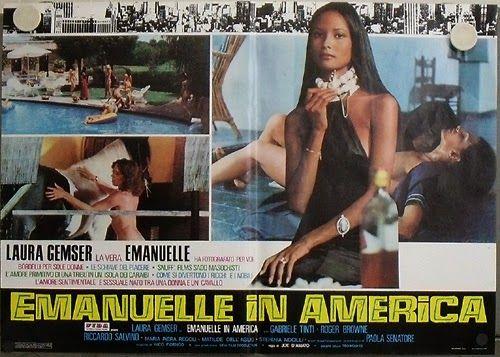 Emanuelle en América (1977) de Joe D'Amato