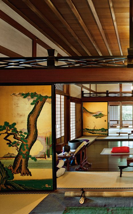 Shunkōin 33 (golden room) subtemple of Myōshin-ji. West Kyoto....