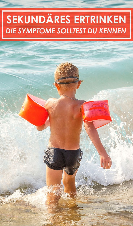 Lebensgefahr nach einem vermeintlich harmlosen Badeunfall - Diese Symptome sollten alle Eltern kennen!