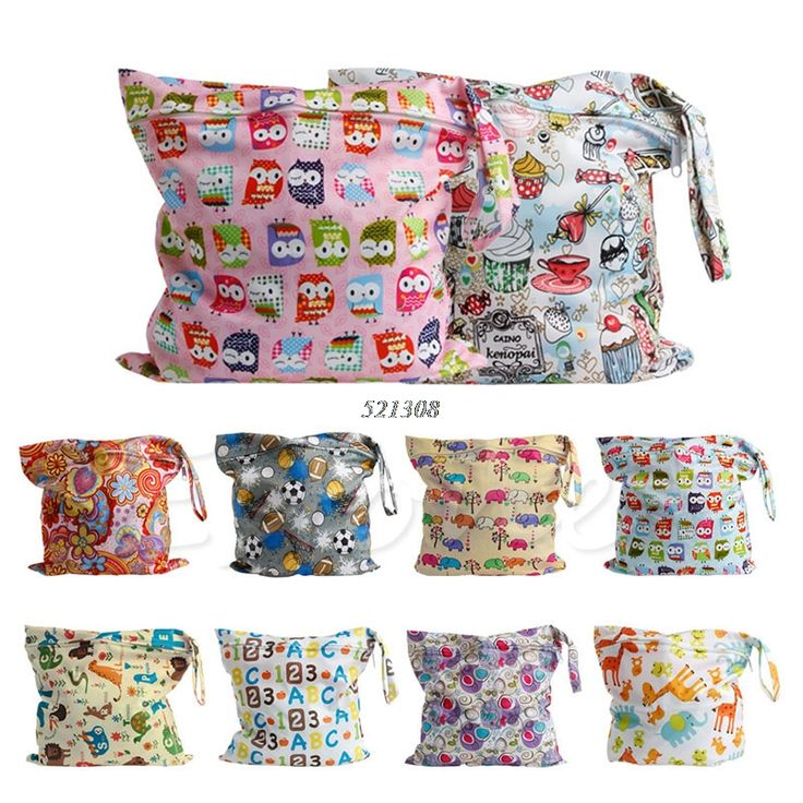 Cheap diaper bag, Buy Quality washable diaper bag directly from China wet nappy bag Suppliers: Waterproof Nappy Zipper Diaper Bag Washable Nappy Wet Dry Cloth A19249