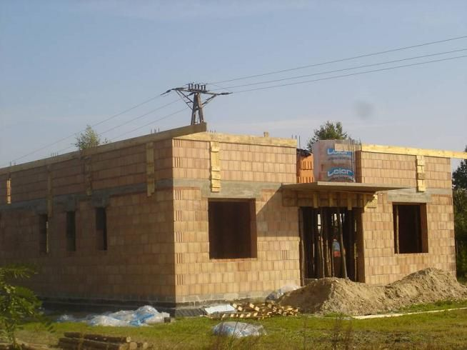 Projekt domu Agatka #dom #projekt #budowa