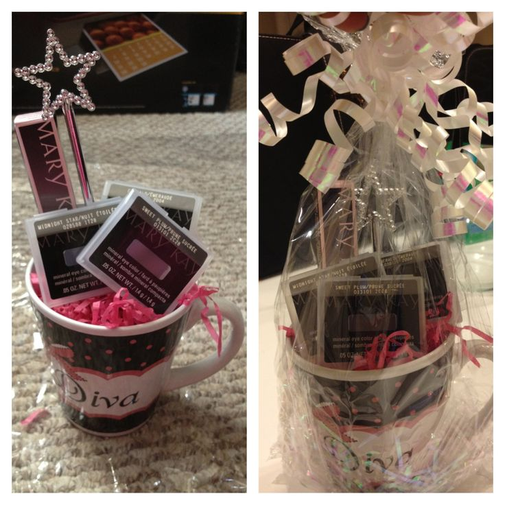 Bonito regalo con productos Mary Kay