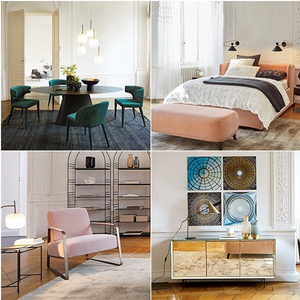 Nouvelle Collection Ampm Meubles Decoration La Redoute Mobilier De Salon Decoration Nouvelle Collection