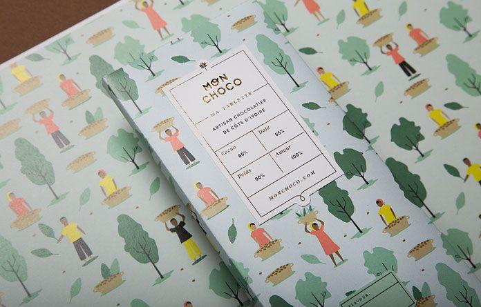Mon Choco – identita plná hravej ilustrácie - https://detepe.sk/mon-choco-identita-plna-hravej-ilustracie/