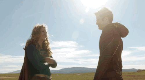 Image result for supergirl flash