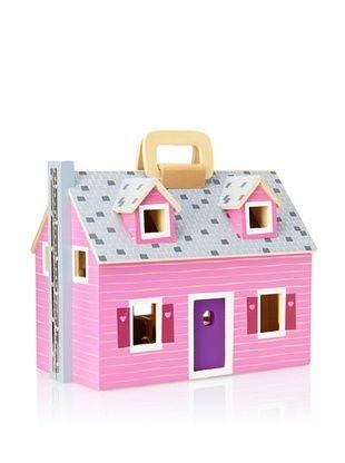 42% OFF Melissa & Doug Fold & Go Dollhouse