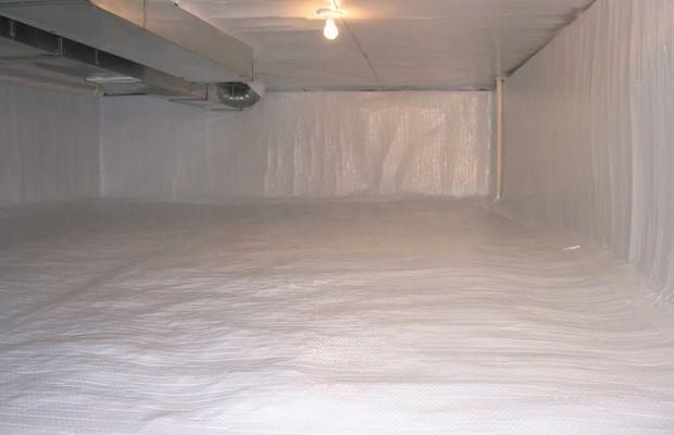 feuille isolante vide sanitaire ID Maison Pinterest House