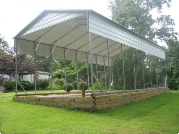 RV Carport Prices | Metal RV Carport Prices
