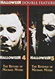 Halloween 4: The Return of Michael Myers / Halloween 5: The Revenge of Michael Myers (Halloween Double Feature) - http://morehalloween.com/halloween-4-the-return-of-michael-myers-halloween-5-the-revenge-of-michael-myers-halloween-double-feature/