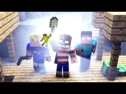 ♫ Let's have some FUN in Minecraft ♫ - A Minecraft Parody of When Can I See You Again?