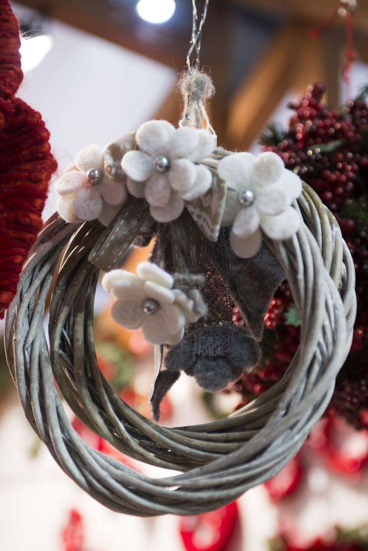 Legno, feltro e perline: insieme per un creativo Natale!