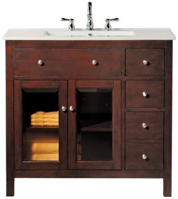 Kingston Vanity from Home  Decorators