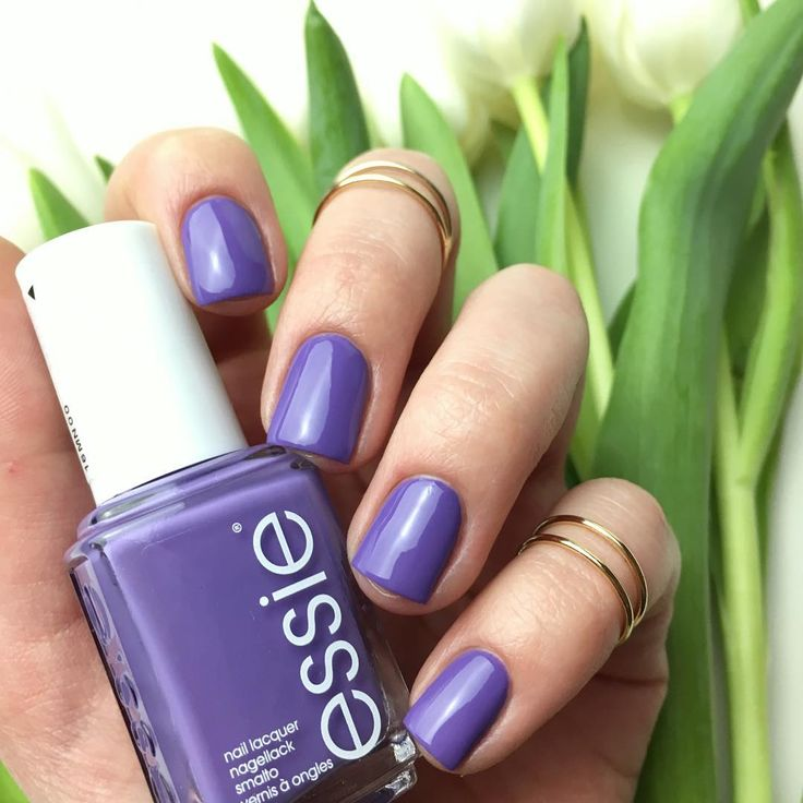 Essie Nail Polish Orange Shades: Be Super Chic But Totally Laid Back With Essie 'shades On