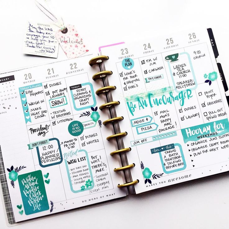 102 Likes, 17 Comments - Angie (@colourmeblessed) on Instagram: The happy planner layout ideas and inspiration