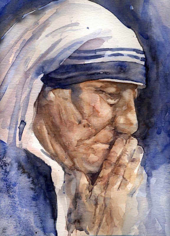 Watercolor-Paintings-Art-by-Jean-Haines.jpg (576×800)