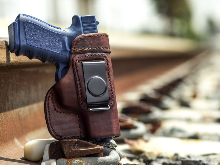 how to carry a gun without a holster