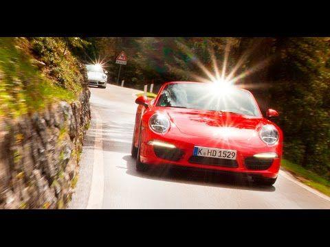 Porsche Cabrio Touren im Hotel & Resort Defereggental