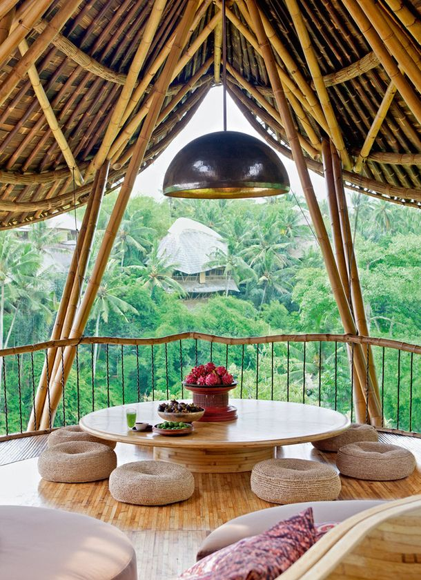 adelaparvu.com despre case din bambus, Green Village Bali, design Ibuku Design (29)