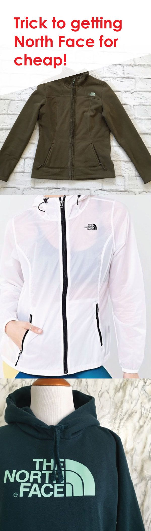 Why pay full price for winter jackets when you can find authentic The North Face gear for up to 70% off on Poshmark? Click to download FREE and start shopping!