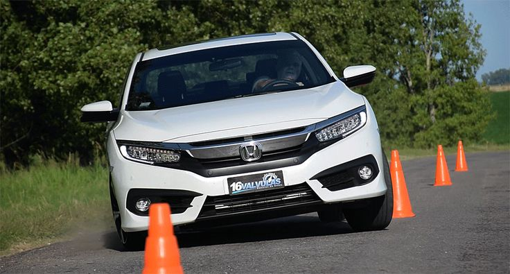 Prueba New #Honda #Civic EX-T 1,5 Turbo https://www.16valvulas.com.ar/prueba-new-honda-civic-ex-t-15-turbo/