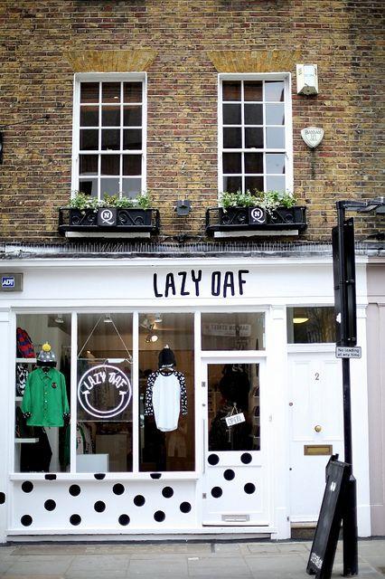 Lazy Oaf | London